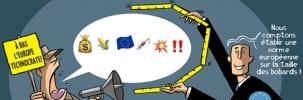 Expo «Les Décodeurs de l'Europe», une Europe dessinée pour demain…