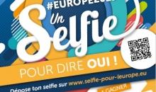 Concours : #EUROPE2019 ? Un selfie pour dire OUI !