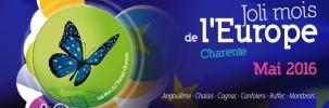 Joli mois de l'Europe Charente