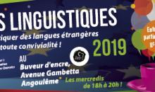 Changement du lieu : Café linguistique le 29 mai