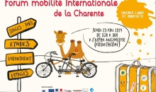 Forum de la mobilité internationale de la Charente