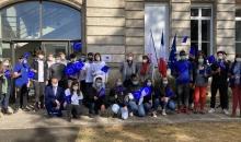 Le lycée de Sillac à Angoulême labélisé Ambassadeur du Parlement Européen !