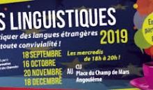 Café linguistique de novembre