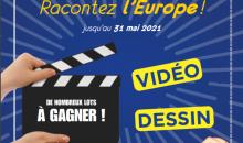 Concours : Racontez l'Europe