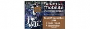Forum mobilité internationale à La Rochelle