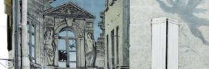 Découverte du mur peint d'Islayre