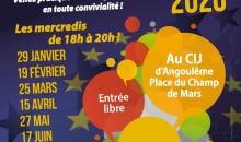 Cafés linguistiques du CIJ 2020