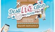DestiNAction, l'aide régionale pour les premiers départs autonomes en vacances