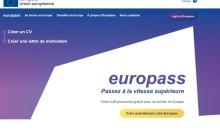 EUROPASS : Travailler et se former en Europe