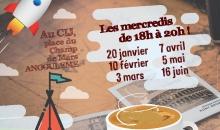 Café voyage à vélo !