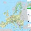 Union Européenne: carte agricole