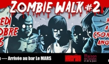 ZOMBIE WALK#2 IN ANGOULEME CITY