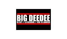 Big deedee dj set