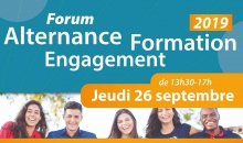 Forum Alternance formation engagement Angoulême Franquin