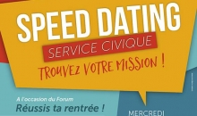 Speed Dating Service Civique