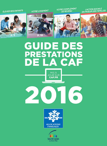 Caf Guide Des Prestations