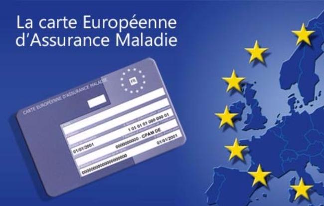 Carte Europeenne Dassurance Maladie Ceam.Cet Ete Pensez A Votre Carte Europeenne D Assurance Maladie