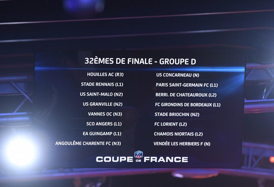 Venez soutenir l 39 acfc en 32e de finale de la coupe de - Tirage des 16eme de finale de la coupe de france ...